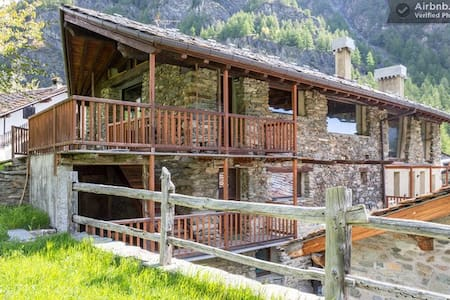 Apartment in sunny alpine village - Apartment