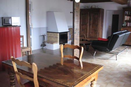 Chambre au cœur du vignoble Beaujolais - Vaux-en-Beaujolais
