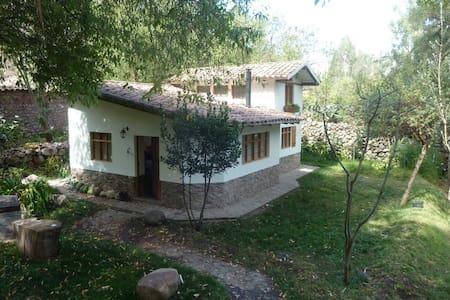 Jardin Secreto - Urubamba - Mökki