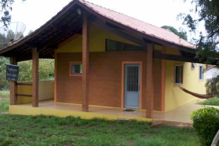 Casa no campo - Ginga da terra - Santa Cruz da Conceição