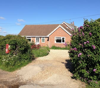 'Lilac Lea'- Bungalow for two in rural setting - Bungalou