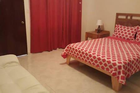 Mi Casa en Cayey B & B (Room Alondra) - Szoba reggelivel
