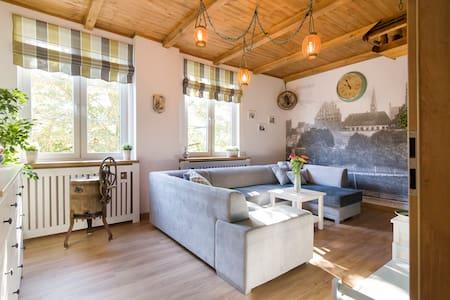 Luksusowy Apartament Varmia w Olsztynie - Apartment