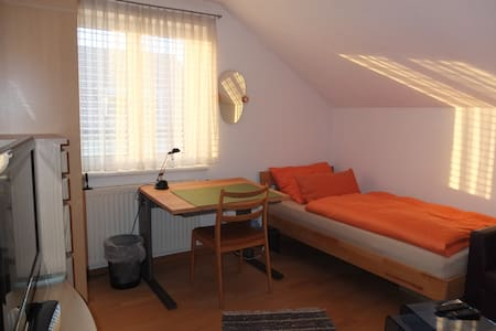 Single Room with WIFI (4G) and TV - Lakás