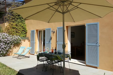 Adorable Apartment near Nice/Cannes - Roquefort-les-Pins - Lejlighed