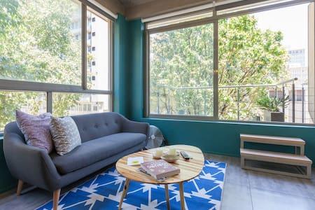 City Treetop Studio - Johannesburg - Apartment