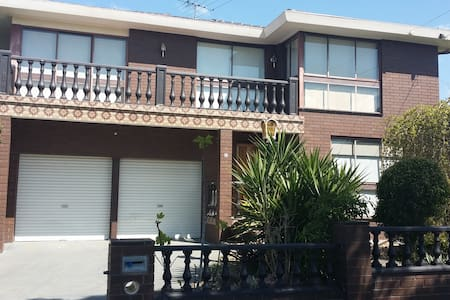 Spacious 2 storey house with views - House