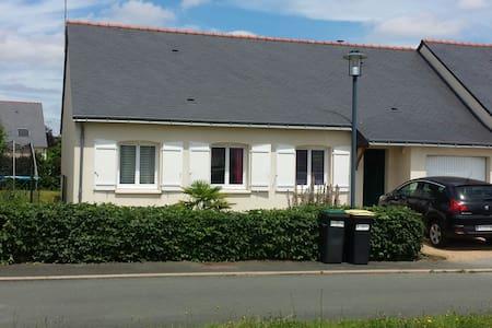 Charmante maison 4 piece a Trelaze - Trélazé