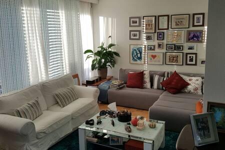 Lovely Guestroom and breakfast Wifi - Genève - Bed & Breakfast