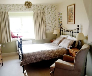 Old Pottery Barn B&B - Ingleborough Room - Bentham