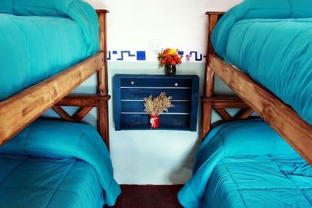 SOL DEL ACONCAGUA 4 p. private room - Bed & Breakfast