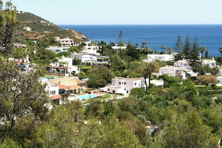 Luxueuse viĺla d une vue panoramiqu - Cabo Negro - Casa
