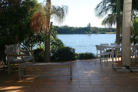 New reno private terrace river view beach walks - Rekkehus