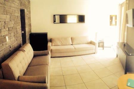Appartement 8 personnes La Mongie - Apartment