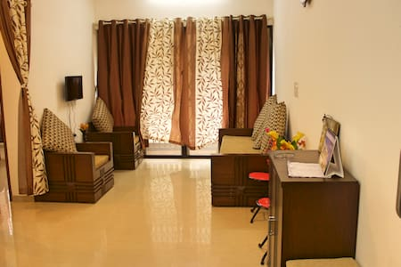Den-3, Fully Furnished (1 BedRoom-Hall-Kitchen) - Lavasa - Apartment