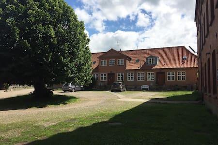 Beautiful historic setting - Viborg