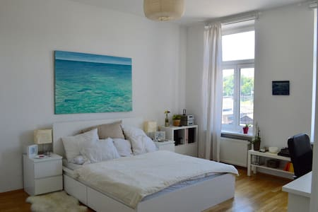 Bright, modern room to feel at home - Vienne - Appartement