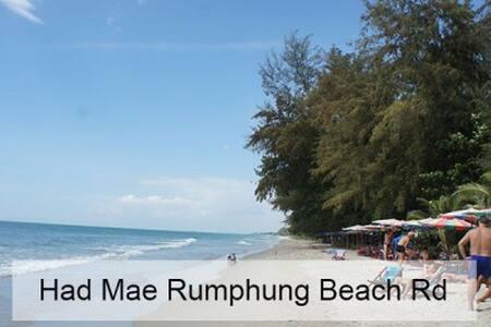 Splendido appartamento sul mare - Tambon Phe