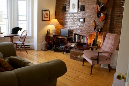Chez Vidal, Beautiful Apt In The Heart of Union Sq - Somerville