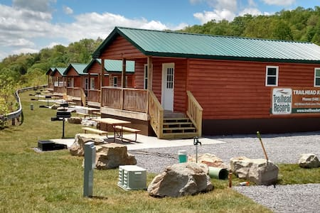 Trailhead ATV Resort - Bluefield - Cabana