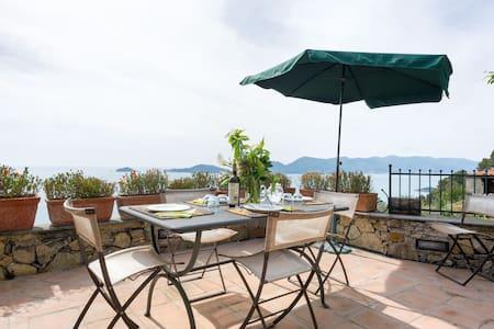 Lerici Liguria 5Terre 3rooms5+1beds - Lerici