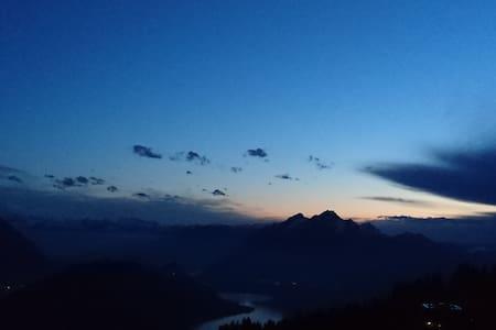 Über den Wolken... Rigi-Kaltbad - Bed & Breakfast