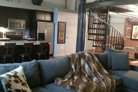 Short North Loft - Modern Luxury!! - Columbus - Loft