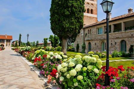 Bilocale nel Borgo del Resort - Apartment