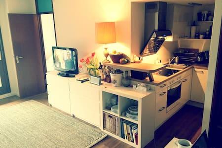 Süße Wohnung liebevoll ausgestattet - Lejlighed