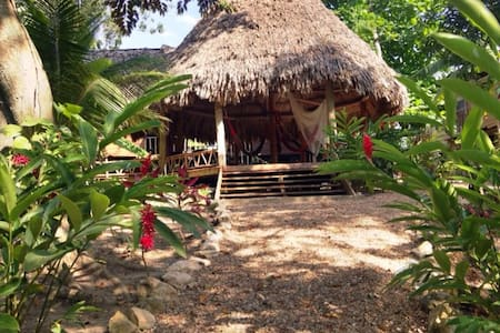 RIVERSIDE CABANAS NEAR SAN IGNACIO - Bed & Breakfast