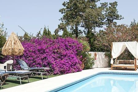 VILLA CASA ARCADIA - Ibiza - POOL - Santa Eulària des Riu - Villa