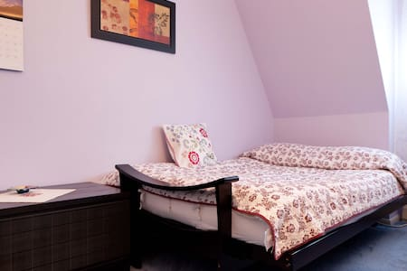 Private Room close to subway (2/3) - Queens - Bed & Breakfast