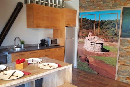 Loft en la Fageda d'en Jordà - House