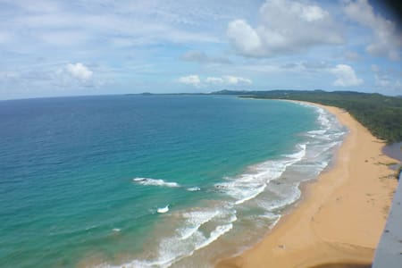 AMAZING BEACH FRONT! PENTHOUSE - Luquillo - Apartment