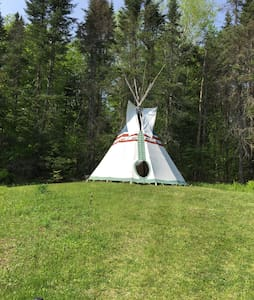 Tipi in Central Vermont(Strafford) - Tipi