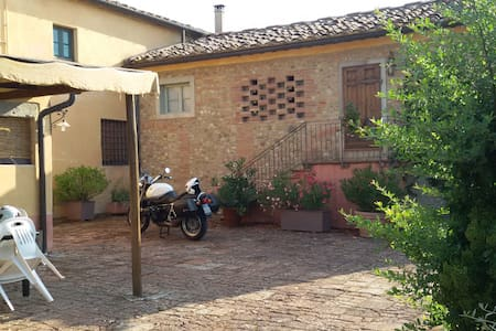Harmony & Tranquility of the countryside - Tavarnelle Val di Pesa - Huoneisto