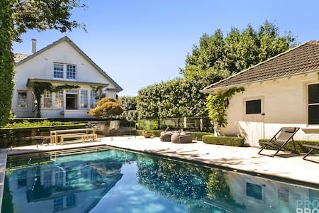 Green Gables - Mosman Luxury Villa - Wohnung