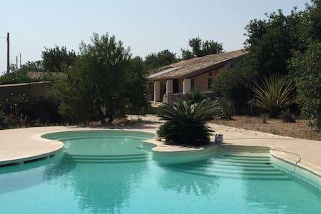 Casale Allibrio - Modica - Villa