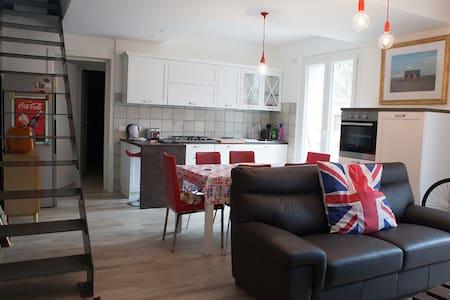 Beautiful apartment in Senigallia - Hus