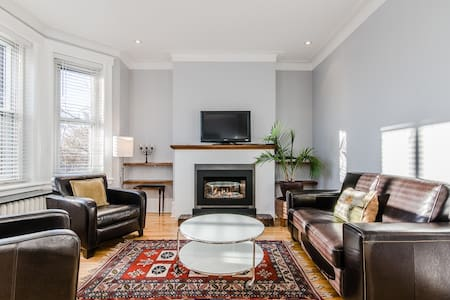 3 bdr luxury upper duplex - Montréal - Appartement