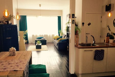 Clean 'n' Cosy appartment Antwerp - Apartmen