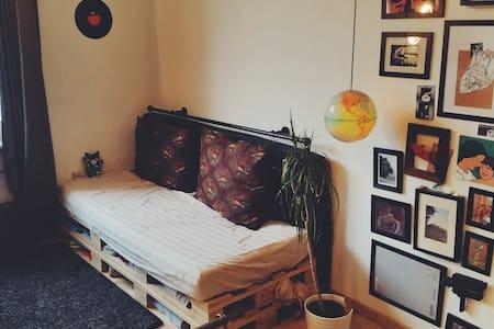 nices WG Zimmer im Mainzer Szene-Viertel - Apartment