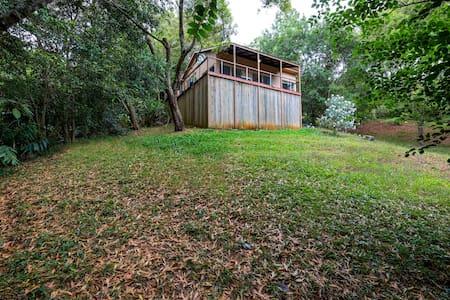 Cottage set in natural bushland - Flaxton - Chatka
