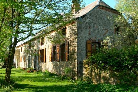 Charmante historische boerderij - House