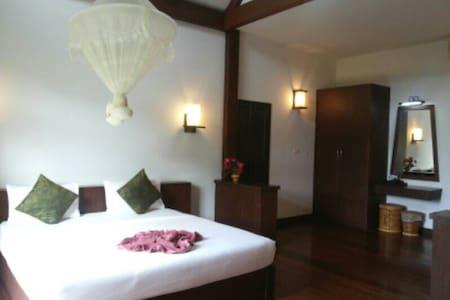 Phitharom PP Resort - Bungalov