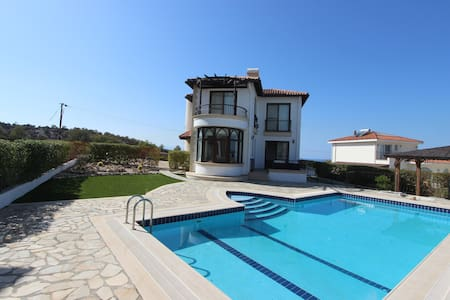 The Canyon View, Luxury Ottoman Residence - Girne - Вилла