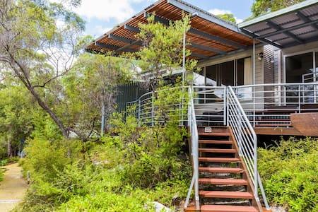 Sensational Satinay Villa 633. - Fraser Island