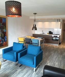 Appartement aan het strand in Makkum - Makkum - Apartment
