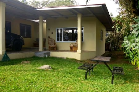 Jaramillo Mountain Views - Boquete - Apartament