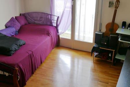 cozy apartment next to Archealogical Museum - Athina